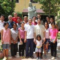 Alla parrocchia di Phnom-Penh