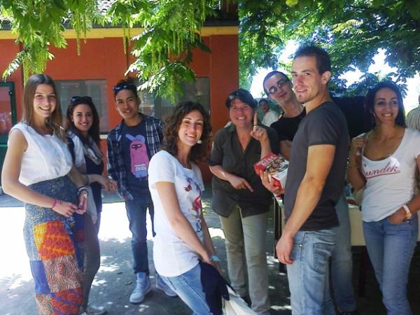 Giovani Campo in Cambogia