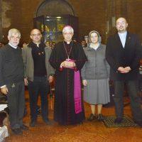 Il Vescovo Malvestiti con i Fidei donum