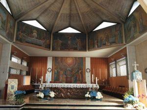 Cappella del Seminario di Lodi