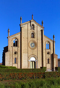 Basilica XII Apostoli Lodi Vecchio