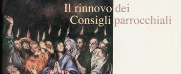 Rinnovo dei Consigli Parrocchiali