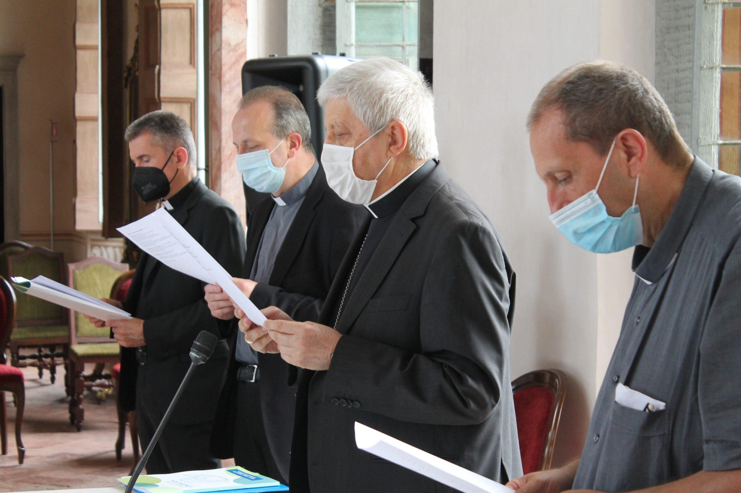 Riunione congiunta per il Sinodo Diocesano